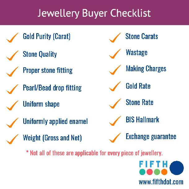 Handpicked image for the blog What to look for when buying gold jewellery