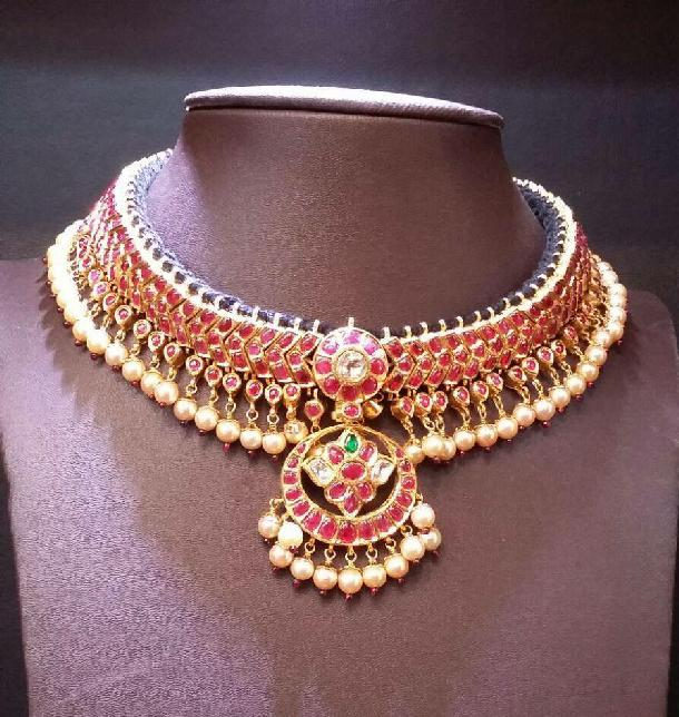 Choker by MOR JEWELLERS