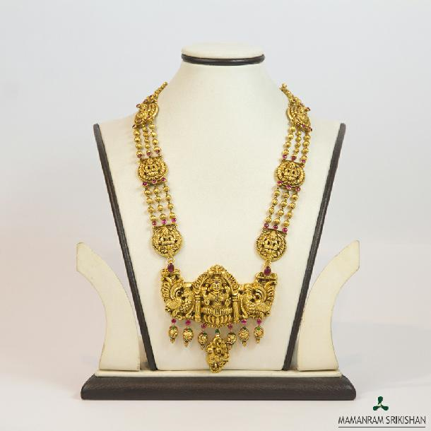 Jewellery by Mamanram Srikishan Jewellers and Pearls
