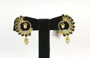 Ear Rings by South India Jewellers