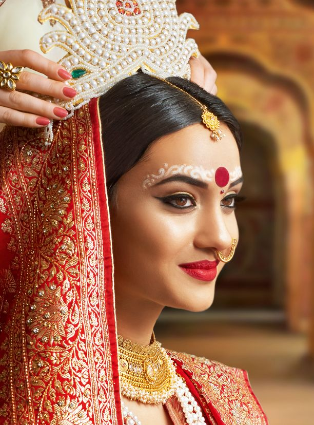 Handpicked image for the blog Khub Sundor: Wedding Jewellery for Bengali Bodhu